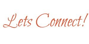 Lets Connect, questions, Comments