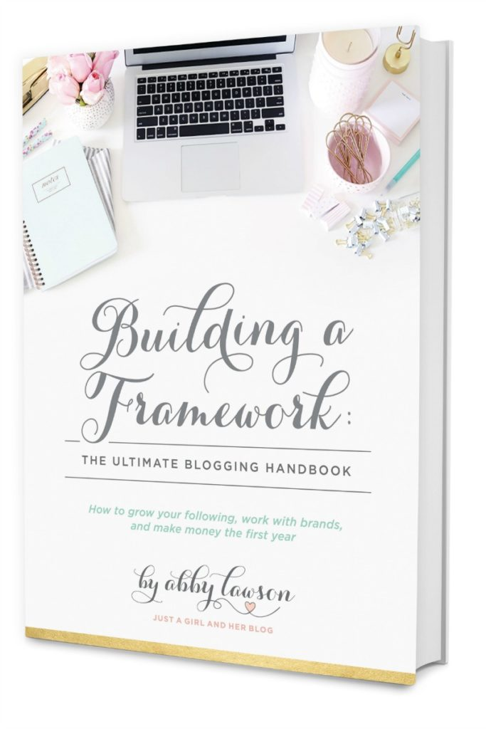 Building_a_Framework-ultimate blogging handbook-abby-lawson
