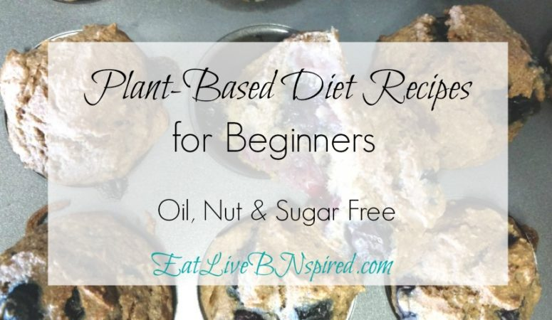 List of Plant Based Diet Recipes for Beginners